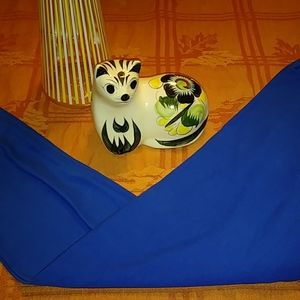 Leggings Royal Blue Solid